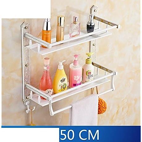 Functional Bathroom Racks Bathroom Racks Stainless Steel Cosmetics Bathroom Shelves I