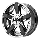 XD Series by KMC Wheels XD811 Rockstar II Bright PVD Whee...