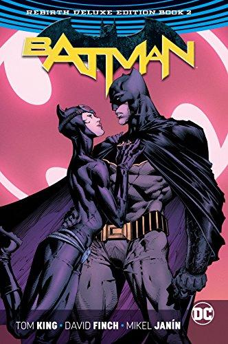 Batman: The Rebirth Deluxe Edition Book 2