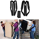 niceEshop(TM) Moving Straps Lifting Shoulder, 2-Person Lifting and Moving System, Straps and Harnesses for 2 Movers