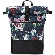 Ela Mo's Rucksack Damen | Schön und Durchdacht | für Uni Reisen Freizeit Job | mit Laptopfach & Anti Diebstahl Tasche…