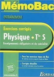 MEMO ENTRAINEMENT PHYSIQUE TERM. S    (Ancienne Edition)