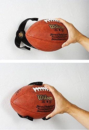 Football Ball Claw (Black) (6.5H
