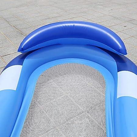 Modaily /Amaca Gonfiabile dellAcqua Che Fa galleggiare Gli Accessori della Spiaggia della Piscina di Drifter della Sedia di Salotto del Letto