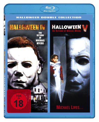Halloween IV / Halloween V - Halloween Double Collection]()