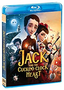 Jack & CuckooClock Heart