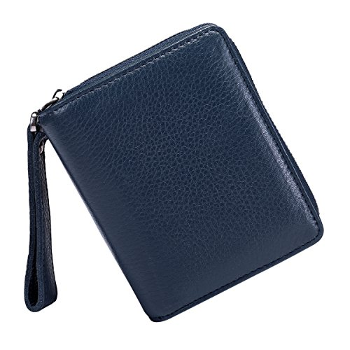Itslife Women's Leather Multi Functional Compact Wallet Card Holder by ITSLIFE (Image #1)
