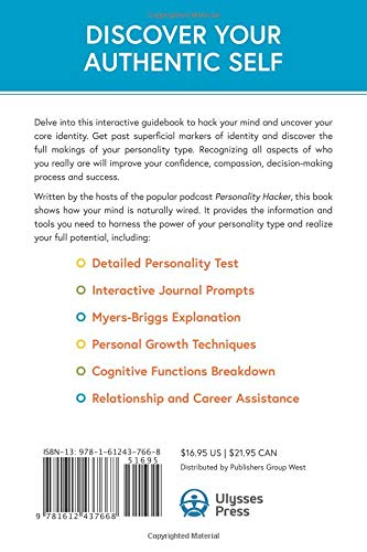 Wired That Way Personality Test | Personality Hacker Harness The Power Of Your Personality Type To