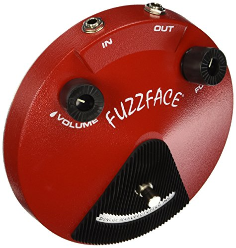 Dunlop JDF2 Fuzz Face Distortion by Jim Dunlop