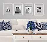 DesignOvation Gallery 11x14 Float Glass Picture