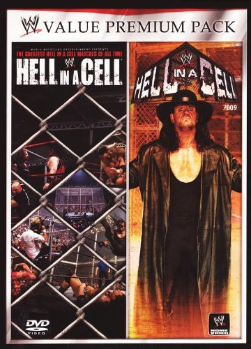 WWE Value Premium Pack: The Greatest Hell in a Cell Matches of All Time /Hell in a Cell 2009 (4 DVD Set)