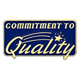 PinMart's Commitment to Quality Corporate Enamel Lapel Pin
