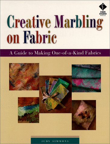 - Creative Marbling on Fabric: A Guide to Making One-Of-A-Kind Fabrics