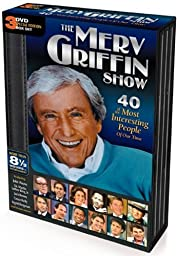 The Merv Griffin Show - 40 of the Most Interesting People of Our Time