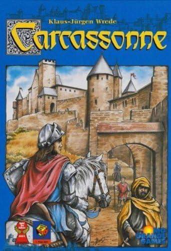 Carcassonne: Klaus-Jrgen, Wrede: Amazon.es: Juguetes y juegos