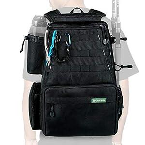 Rodeel Waterproof Fishing Backpack Storage Bag