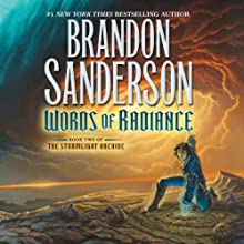 Words of Radiance: The Stormlight Archive, Book 2 Audiobook by Brandon Sanderson Narrated by Kate Reading, Michael Kramer
