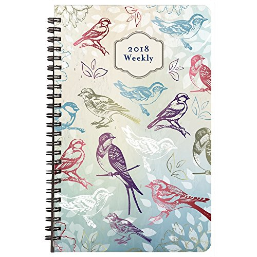 2018 Woodlands Softcover Weekly Planner, Weekly Planners by Payne Publishers