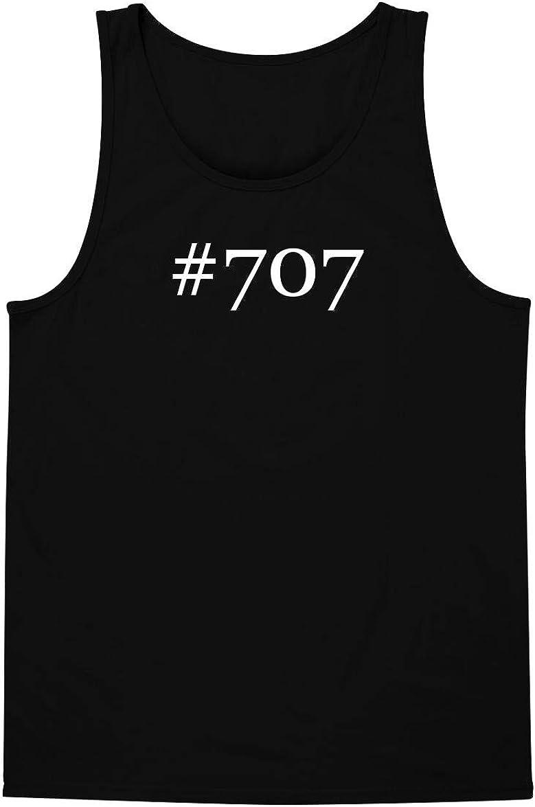 The Town Butler #707 - A Soft & Comfortable Hashtag Men's Tank Top