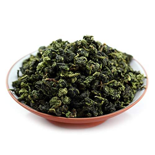 (GOARTEA 100g (3.5 Oz) Organic Fujian Anxi Tie Guan Yin Tieguanyin Iron Goddess Chinese Oolong Tea )