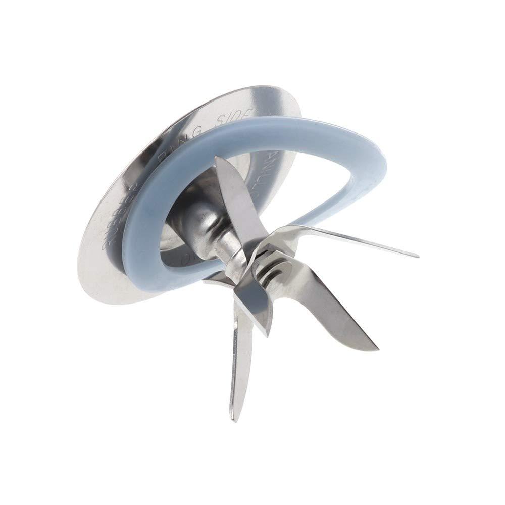1 junta de acero inoxidable de 6 cm para juntas de cuchilla de ...