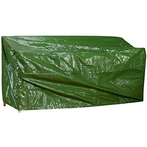 MK Home Patio Form Fitting Glider Cover - Green - 78