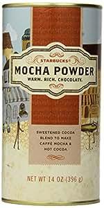 Starbucks Mocha Powder 14oz