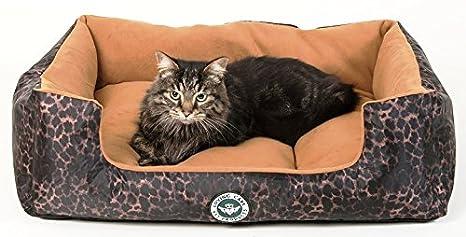 Loving Care Pet Products – cama para mascotas suprema Con almohada ...