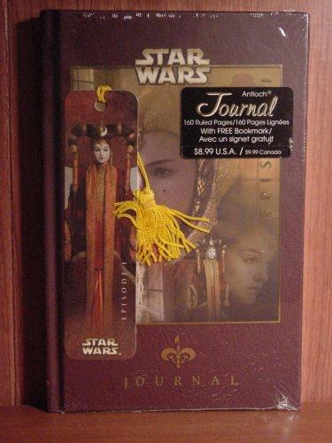 Star Wars Episode 1 Queen Amadala Journal and Bookmark Set ()