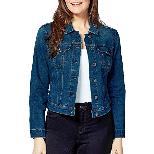 NINE WEST Sarah Denim Jacket – Fleetwood Medium