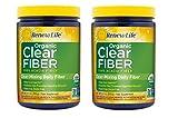 Renew Life Organic Clear Fiber, 9.5-ounce - set of 2