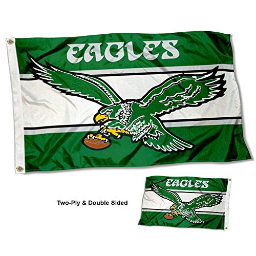 Wincraft Philadelphia Eagles Double Sided Vintage Throwback Flag