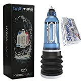 Bathmate-New Hydromax X20 Penis Water Pump for Penis SPA (Blue)
