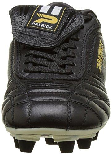 Patrick 13_ 001goldcup–Zapatos de fútbol negro talla 39