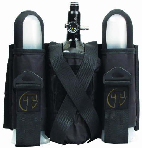 (Tippmann Sport Series 2+1 Harness, Black)