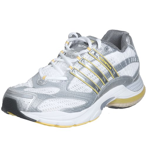 Scarpa Da Running Adidas Uomo Adistar Control Bianco / Laser