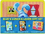 little blue riding hood - Blue's Clues - Blue's Lunch & Learn Gift Set