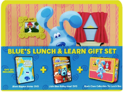 Blue's Clues - Blue's Lunch & Learn Gift Set
