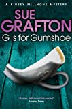 Front cover for the book G is for Gumshoe by Sue Grafton