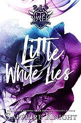 Little White Lies: High School Bully Romance (Harvard Academy Elite Book 1)