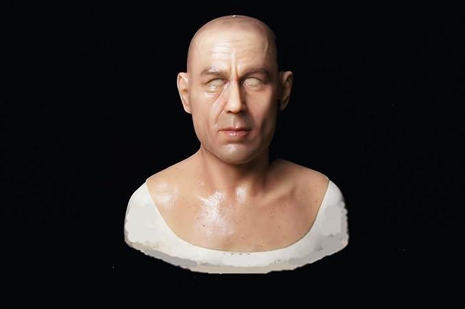 Realistic facial simulation