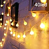 Twinkle Star 33ft 100LED Copper Wire String Lights