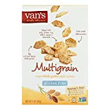 Van's Natural Foods Gluten Free Crackers - Multi Grain - Case of 6-5 oz.