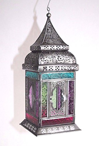 Design Jali - Antique Arabic Style Handmade Iron Jali Cutting Design, Hanging Lamp