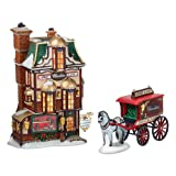 Department 56 Dickens' Village Abbey Lane Chocolates (Set of 2)