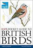 img - for RSPB Pocket Guide to British Birds: Second edition book / textbook / text book