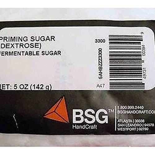 Priming Sugar 5oz for Home Brew (Corn Sugar Priming)
