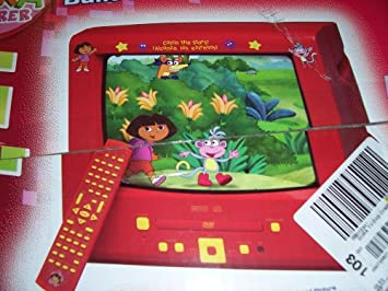 Amazon Com Dora The Explorer Tv Dvd Combo Electronics