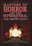 Masters of Horror and the Supernatural, Bill Pronzini and Barry Malzberg, 0884864731