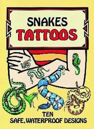 Snakes Tattoos (Dover -